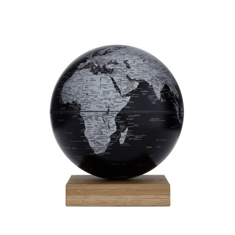 Globus PLATON OAK MATT BLACK Ø 250/300