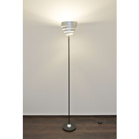 BANDEROLE Silber Stehlampe