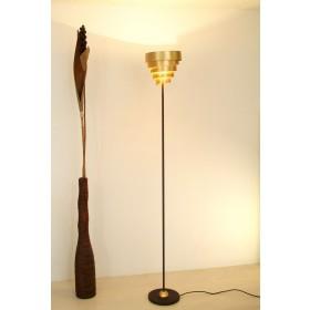 BANDEROLE Gold Stehlampe