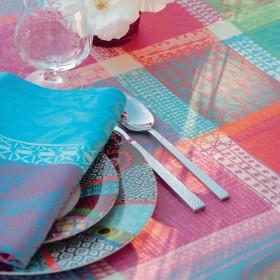 MILLE WAX COCKTAIL – Beschichtete Tischdecke von Garnier Thiebaut