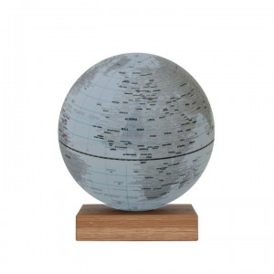 Globus PLATON 250 OAK WHITE Ø 250