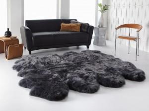 Rug Longwool Premium Octo – Fell von Auskin