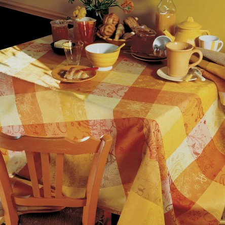 MILLE COULEURS SOLEIL – Tischdecke von Garnier Thiebaut