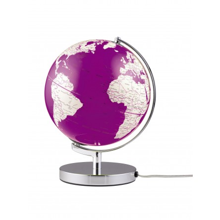 Globus TERRA PURPLE LIGHT
