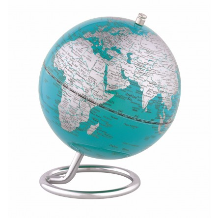 Mini-Globus GALILEI AQUAMARINE Ø 130