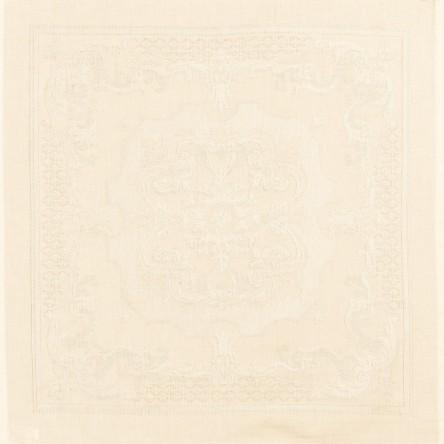 BEAUREGARD IVOIRE – Serviette von Garnier Thiebaut, reine Baumwolle