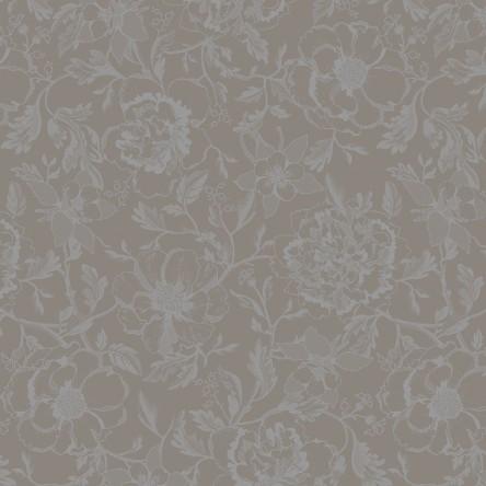 MILLE CHARMES TAUPE – Serviette von Garnier Thiebaut, reine Baumwolle