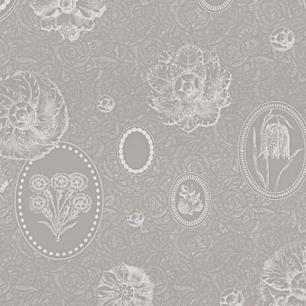 MILLE ECLATS MACARON IRISÉ – Serviette von Garnier Thiebaut, reine Baumwolle