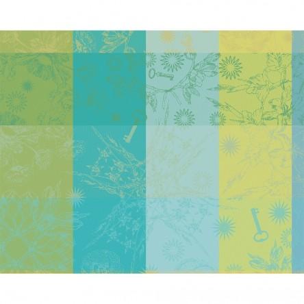 MILLE ALCEES NARCISSE – Beschichtetes Tischset von Garnier Thiebaut