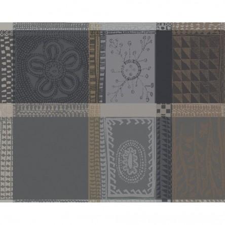 MILLE WAX CENDRE – Beschichtetes Tischset von Garnier Thiebaut