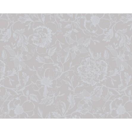 MILLE CHARMES NACRE – Beschichtetes Tischset von Garnier Thiebaut, reine Baumwolle