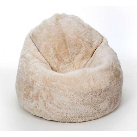 "Neuseeland-Schaffell Sitzsack ""Bean Bag"" von Auskin"