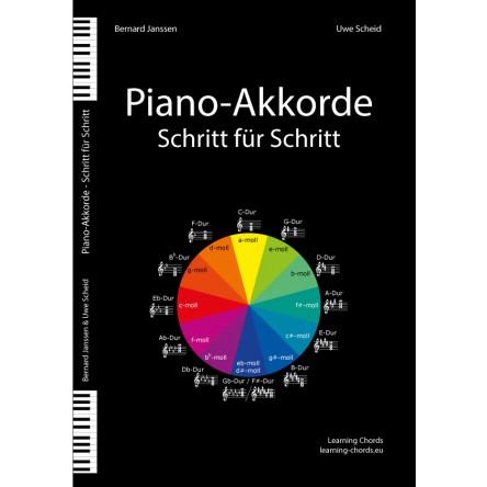 Piano-Akkorde – Buch 1